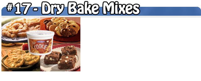 Dry Bake Mixes