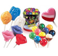 Gourmet Lollipops Fundraising Product