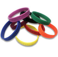 Wristband Fundraising Product