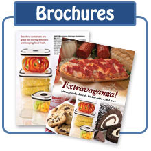 Brochure Fundraisers