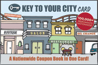 Key to the City Card