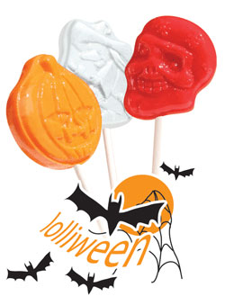 Lolliween (Halloween Lollipops)