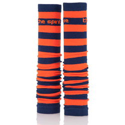 Orange and Navy Spirit Sleeves