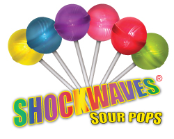 Shockwaves Sour Pops