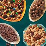 Chocolates, Candies, and Nuts