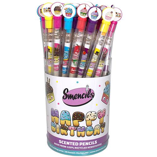 Birthday Smencils Carrier