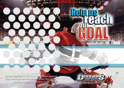 Hockey Scratch Cards