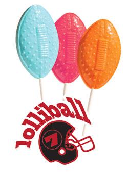 Lolliball (Football Pops)