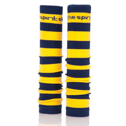 Navy Blue and Yellow Spirit Sleeves