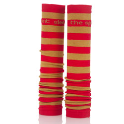 Red and Old Gold Spirit Sleeves