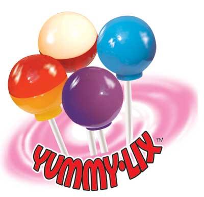 Yummy Lix/Licks Gourmet Lollipops